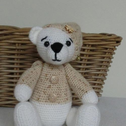 Medvídek Štěstíčko