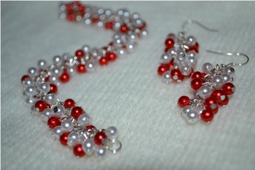červeno-bílá variace...