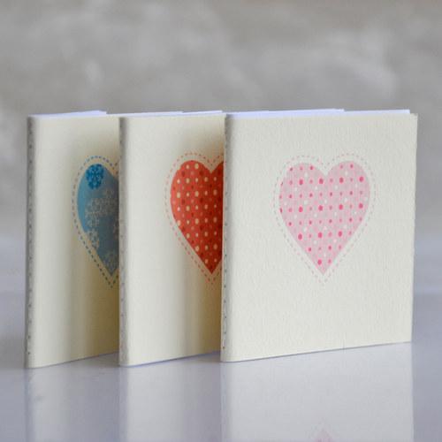 Zápisník se srdcem