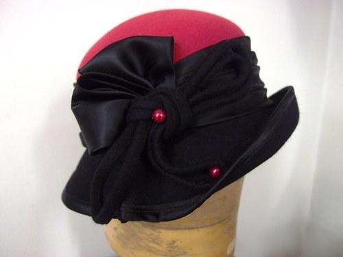 Filcový klobouk č. 5698