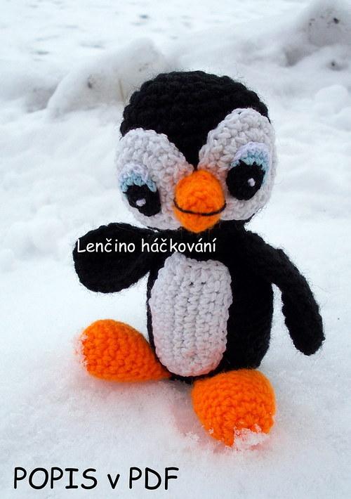 Popis na tučňáka