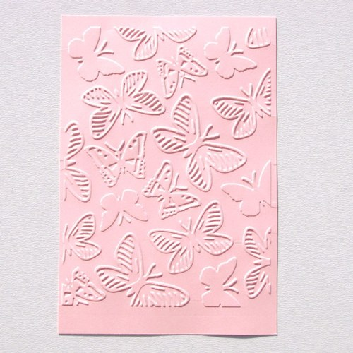 Motýli - stránka A6