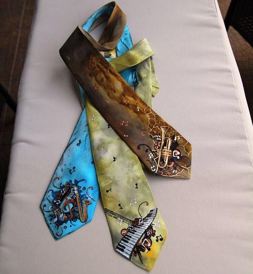 Kravaty na zakázku