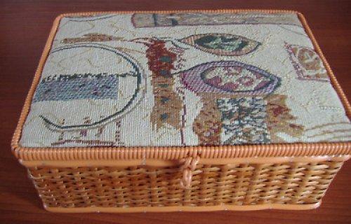 Kazeta na šití