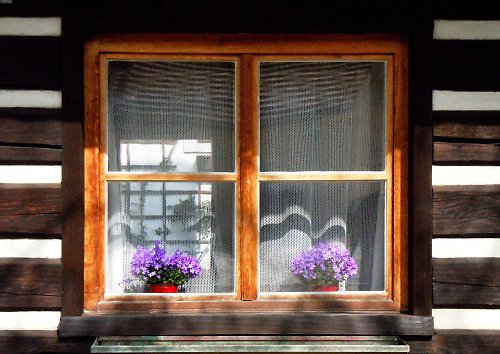 ...do duše okno