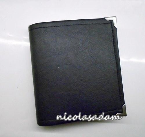 Pánská koženková peněženka