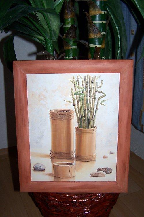 Bambusové zátiší - SLEVA