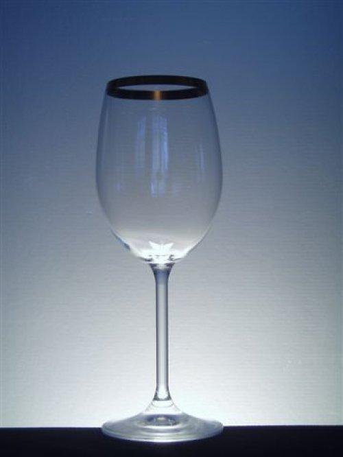 sklenka na víno 350 ml SLEVA  ze 70,-Kč