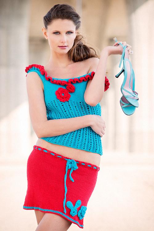 Pletené šaty Cheer Lady 36/38