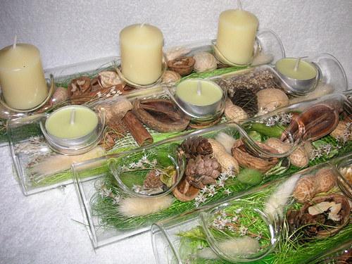 Na 3 svíčky...do zelena