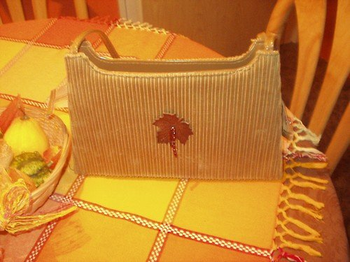 Podzimní kabelka