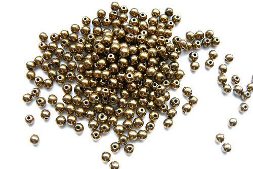Zlaté korálky