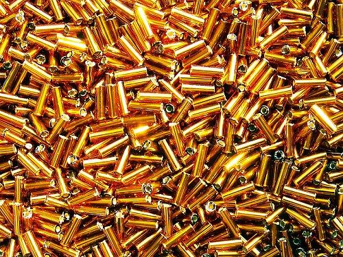 Zlaté tyčinky (rocail)