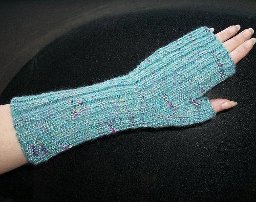 Pletené návleky na ruce Mahara