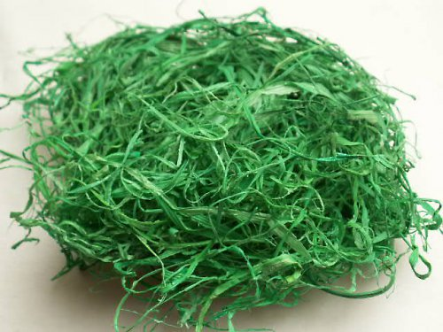 zelené lýko - aranžovací tráva - Velikonoce