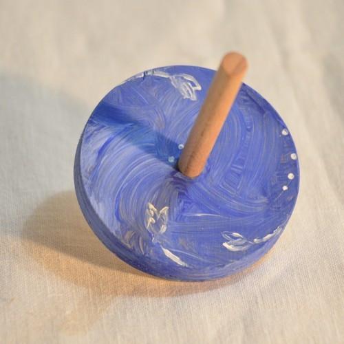 Káča malovaná - modrá louka
