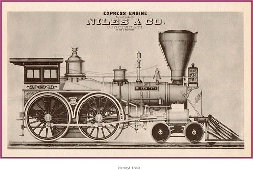 Lokomotivy 19. století