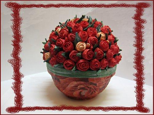 Mini růžičky
