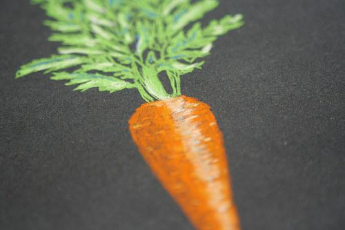 Pastelová zelenina