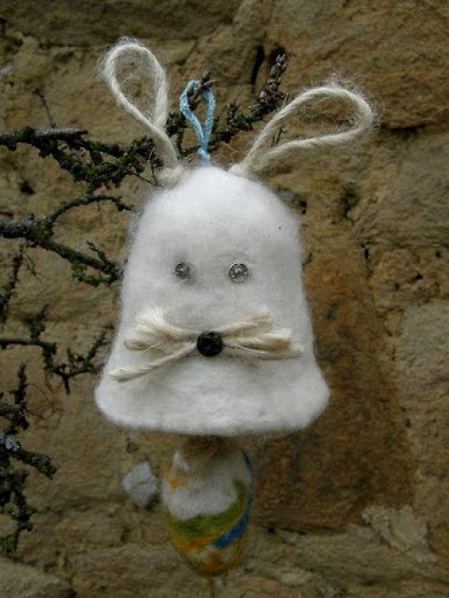Paní Zajíčková(18 cm)