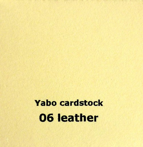Čtvrtka Yabo - Leather