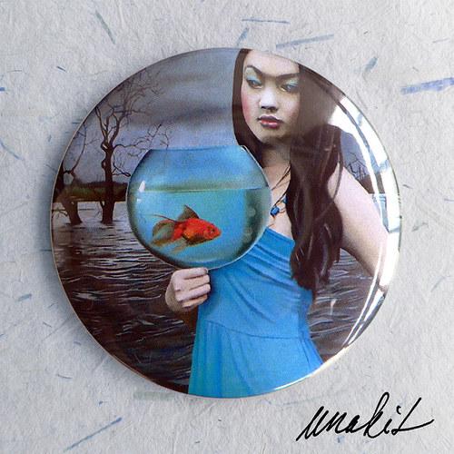 Akvárium - magnet