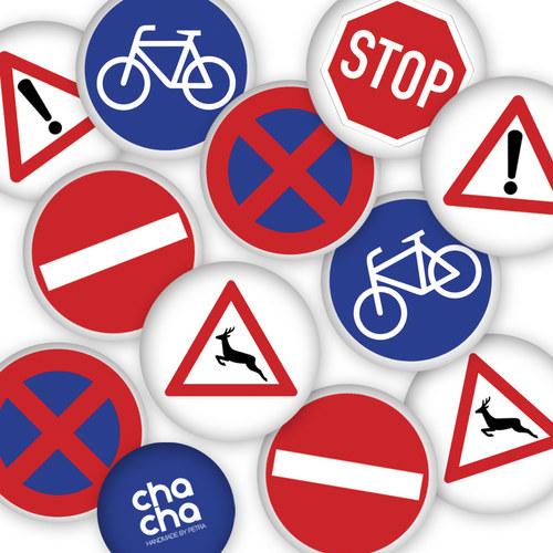 Dopravní značka - placka