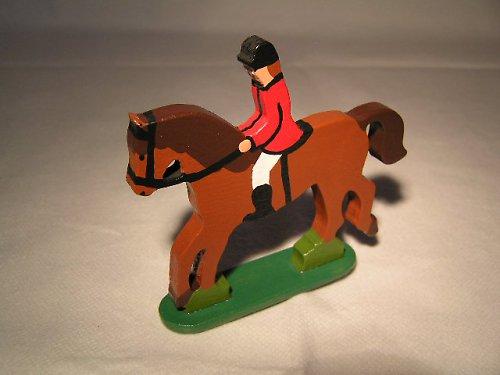 Koník s jazdcom
