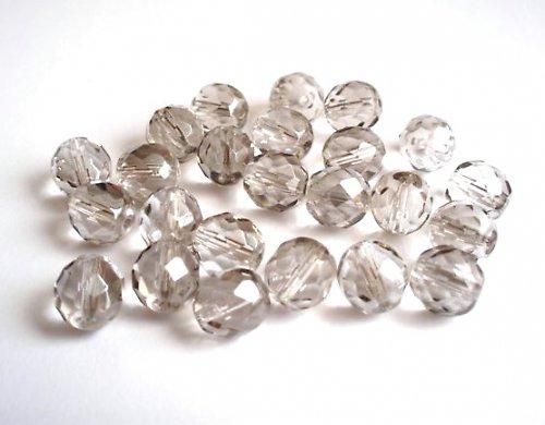 Broušená kulička krystal hematit 10mm