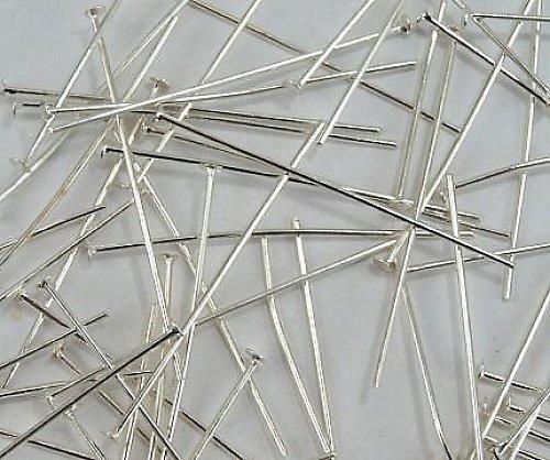 50 ks - Ketlovací nýt - stříbrný