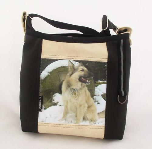 kabelička PETs BAG no.5 zakázka  - PARROT®