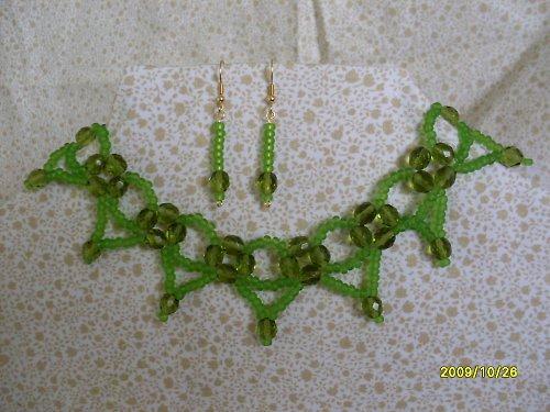 Zelené ohňovky
