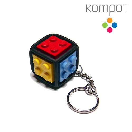 Lego klíčenka