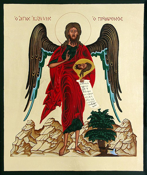 Svatý Jan Křtitel