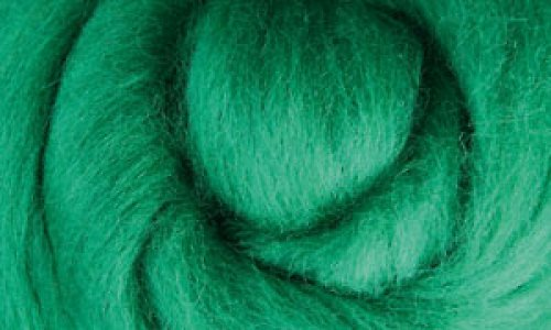 Česanec Corriedale Green 20 g