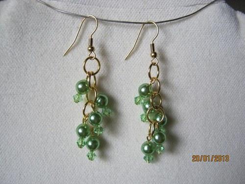 Zelené perly