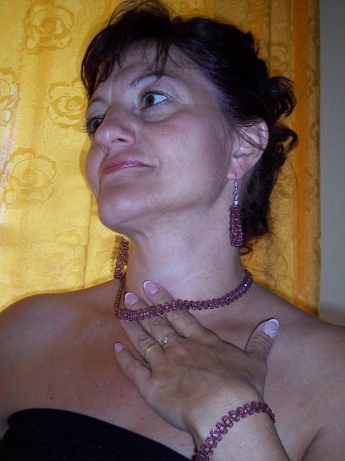 Soupravička fialková