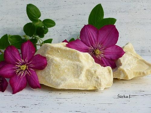 KAKAOVÉ máslo Natural, čokoládová vůně