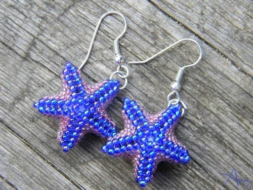 Fialové hvězdice