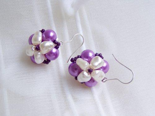fialová perla
