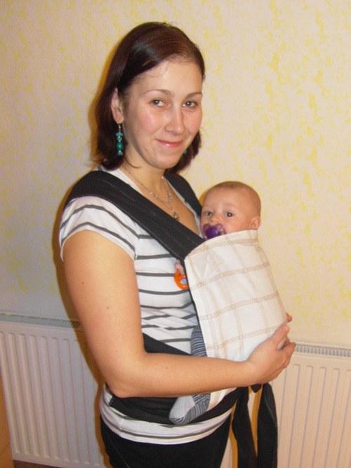 Ergonomické nosítko  na dítě -  MEI TAI