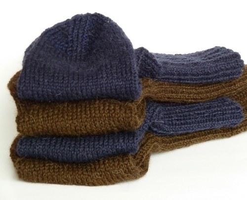 Dámské ponožky 100% ALPAKA