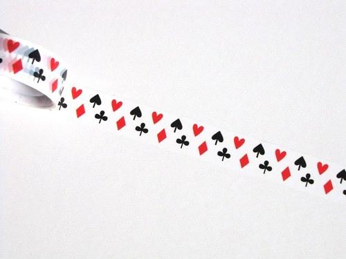 Páska: Bridž (1,5 x 33 cm)