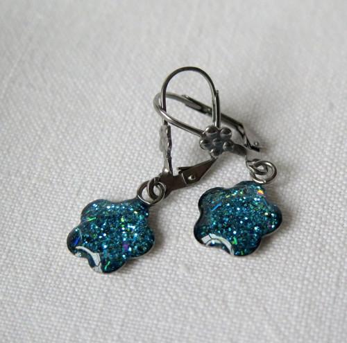 Modré kytičky
