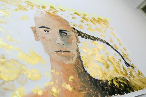 Egyptský vítr (mladý Tong Po) - na prodej