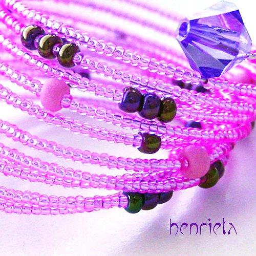 Pink Spiral