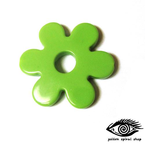 Květina - zelená