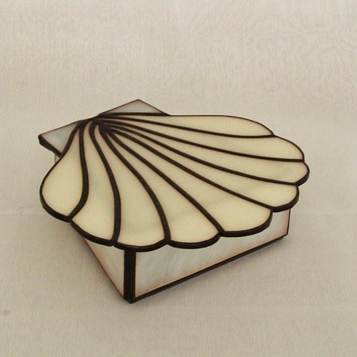 Šperkovnice - Shell