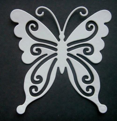 69-motýl velký 1ks