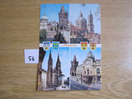 pohlednice prošla praha/56